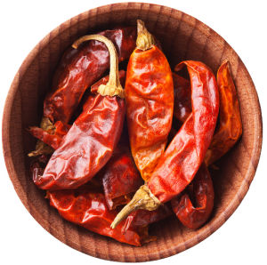 Dried whole chili